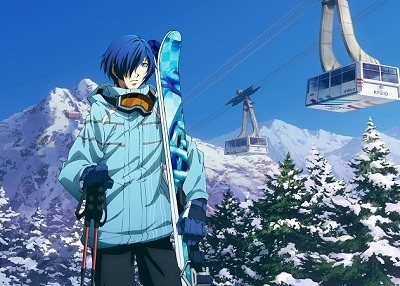 スノーボードp3